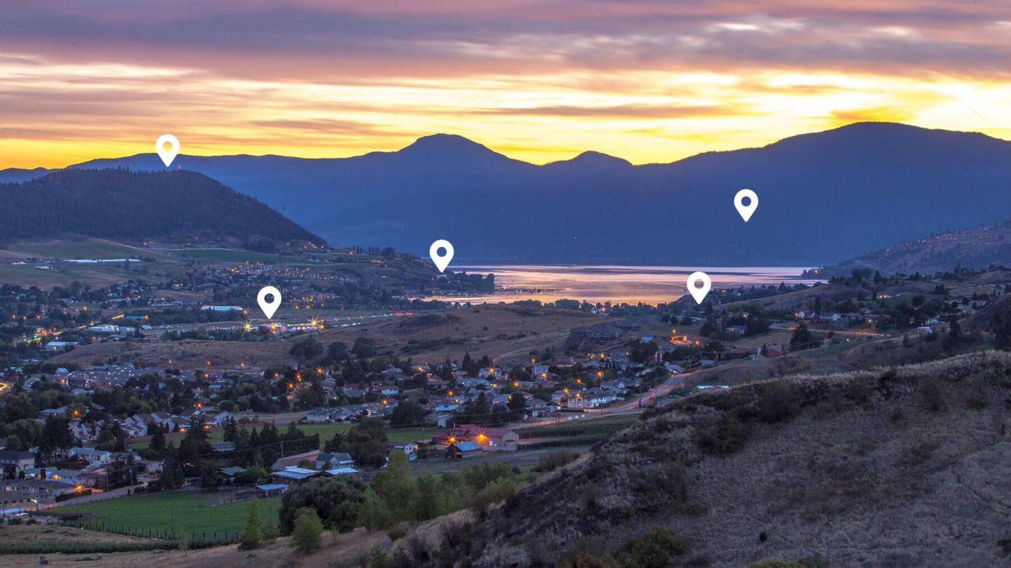 Okanagan Secrets & Spots: For Live Arts, Music & Movies