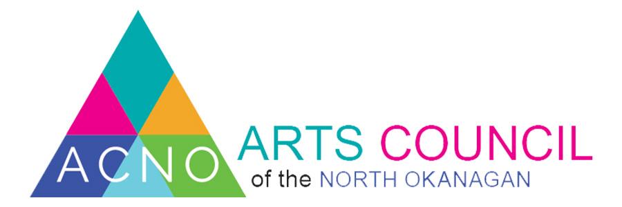 Arts Council of the North Okanagan